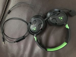 Turtle Beach Gaming Headset w/mic for Sale in Alexandria, VA