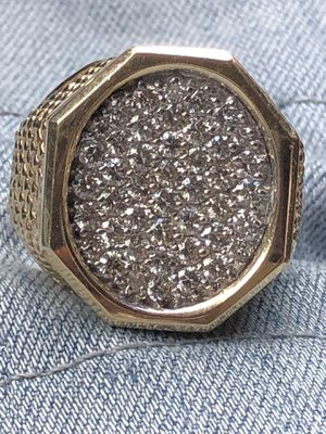14k VS diamond ring for Sale in Manchester, CT