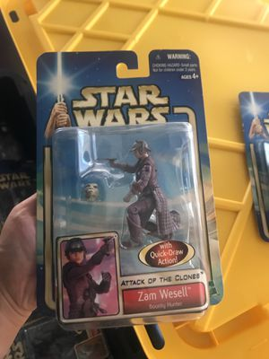 Star Wars action figure collectors item hasbro for Sale in Los Angeles, CA