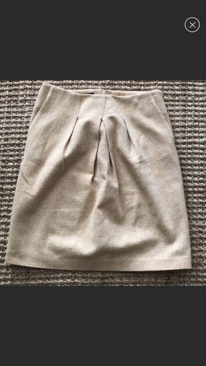 Talbots pleated pencil skirt size 8 for Sale in Fairfax, VA