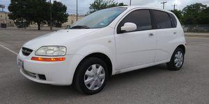 CHEVY AVEO 2006 $2300 for Sale in San Antonio, TX