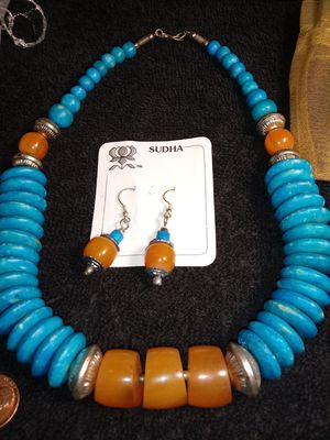 C . Tibetan blue sky jewelery, see all pics for Sale in Tacoma, WA