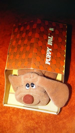 Vintage Puppy Pal by FREELANCE INC Plush Toy In Dog House Cute Nostalgic for Sale in Los Angeles, CA