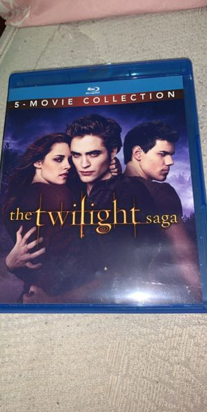 Twilight saga collection for Sale in Aurora, CO