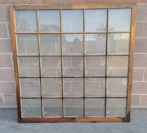 Large vintage window for Sale in US