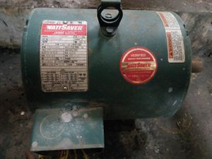 3 phase electric motor for Sale in Orlando, FL