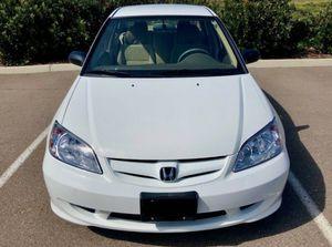 New tires&2005 Honda Civic LX for Sale in Montgomery, AL