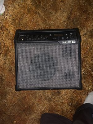 Line 6 Guitar Amp for Sale in Fresno, CA
