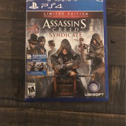 Assassins Creed Syndacite for Sale in Ashburn,  VA