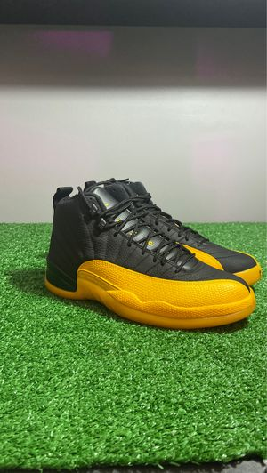 "Jordan 12 ""University Gold"" DEADSTOCK - size 8 - $250 for Sale in Galloway, OH"