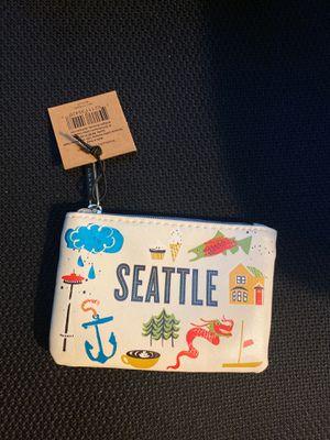 Starbucks Keychain Wallet/Coin Purse - Seattle for Sale in Burien, WA