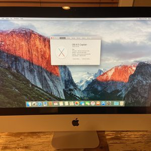 "iMac (21.5"", Late 2009) for Sale in Mountlake Terrace, WA"