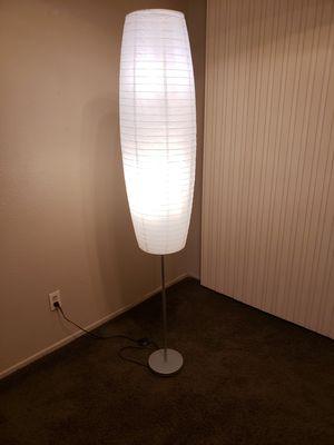 Ikea paper floor lamp for Sale in Mesa, AZ