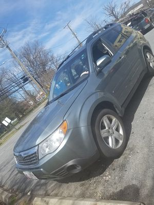 Subaru forester 2009 for Sale in MONTGOMRY VLG, MD