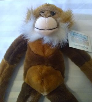 Animal Alley stuffed Monkey for Sale in Woodbridge, VA