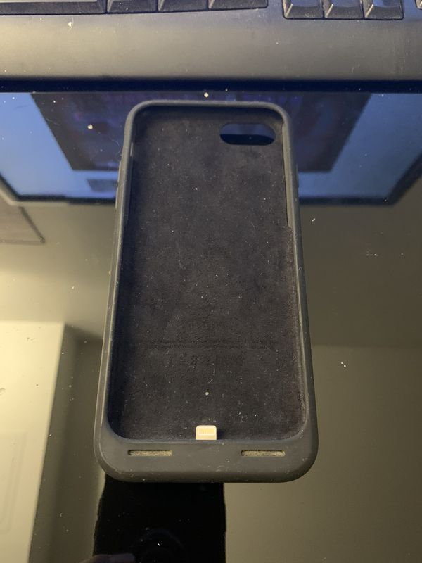 Iphone7 apple case with battery pack
