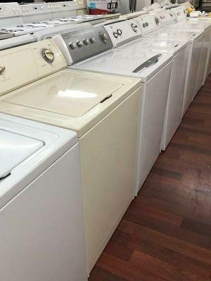 Lavadoras y secadora regular. for Sale in Jacksonville, FL