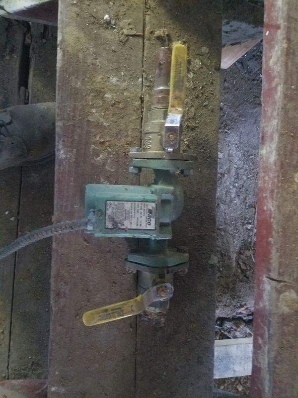 Taco circulator pump