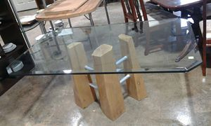 Glass Table for Sale in Rockville, MD