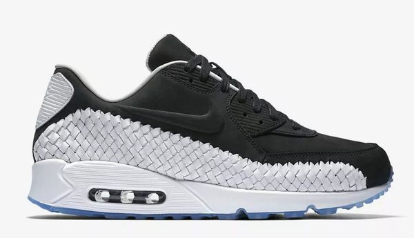 Selling air Max 90 Woven Oreo Limited Edition Men's Size 8 $250 Retail