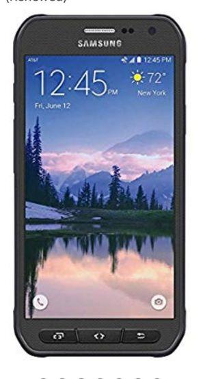 Samsung S6 Active Phone for Sale in Woodstock, GA