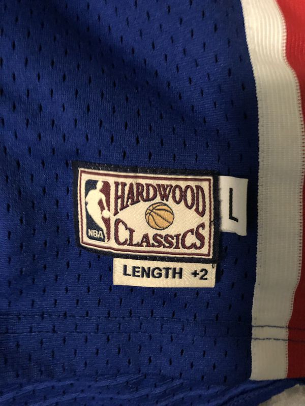 c0ce8fd2c08 Hardwood classics Dr.J Sixers Jersey youth large for Sale in Pico ...