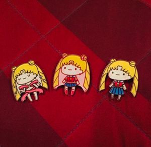Sailor Moon Lapel Buttons/Pins - Set of 3 for Sale in Gardena, CA