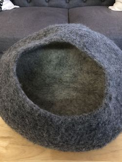 Wool Cat Cave Bed for Sale in Seattle, WA