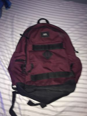 Vans skating backpack for Sale in Fontana, CA