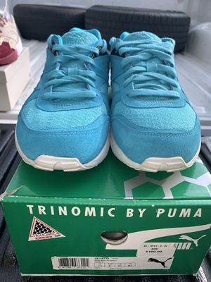 Puma R698 size 8.5 BLUE for Sale in Spring, TX