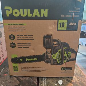 Poulan chainsaw for Sale in Obetz, OH
