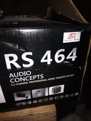 Home theater speaker system for Sale in Dallas, TX