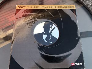 007 James Bond Car Collection for Sale for sale  Lithia Springs, GA