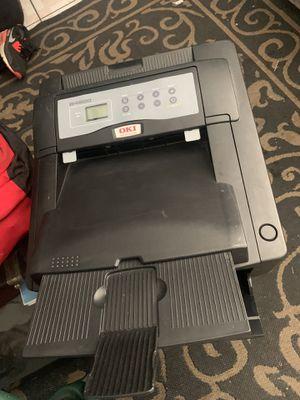 Oki B4600 Laser Printer - Black, for Sale in Las Vegas, NV