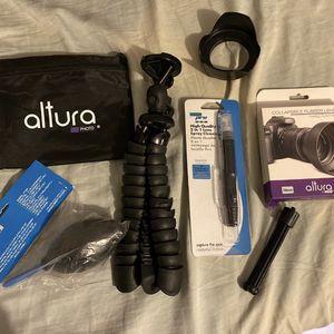 Take All $20 Camera Equipment for Sale in Mesa, AZ