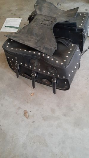 Vtx saddle bags for Sale in Dallas, TX