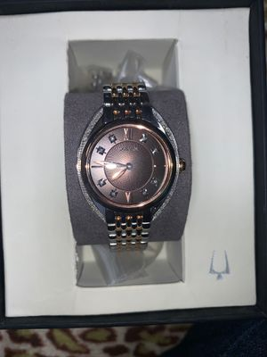 Bulova women's watch for Sale in Visalia, CA