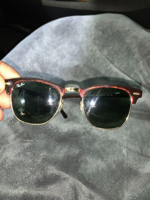 Rayban Clubmaster Sunglasses for Sale in Federal Way, WA