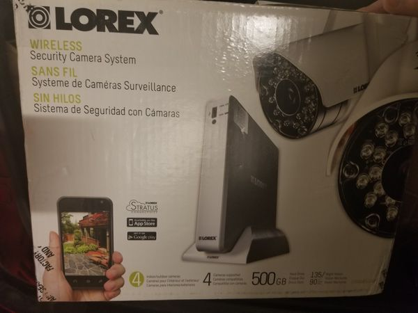 Lorex Wireless Security Camera