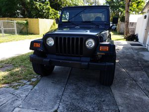 Jeep Wrangler X for Sale in Hollywood, FL