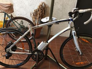 Neorace by bh bicycles electric motor in rear missing battery, charger and seat set. for Sale in Los Angeles, CA