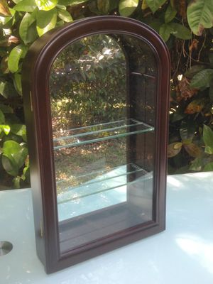 Display Wall Cabinet for Sale in Miami, FL