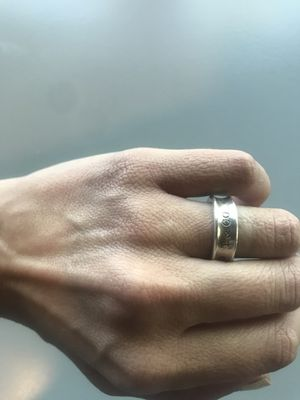 Tiffany & Co Sterling Silver Ring for Sale in Washington, DC