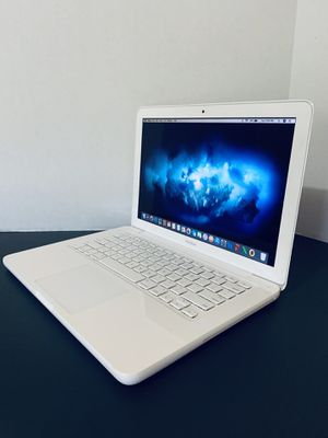 2010 Apple MacBook laptop | 13 inches | osX High Sierra 10.13.6 | Core 2 Duo CPU |500GB HDD | 4GB | Battery + Charger + Office 2019 for Sale in Homestead, FL