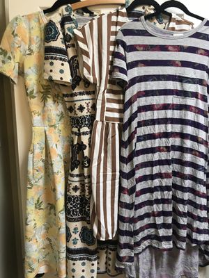 Women's dresses ($12 each or $30 for all 4) for Sale in Phoenix, AZ
