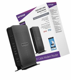 N300 WIFI Cable Modem Router for Sale in Philadelphia, PA