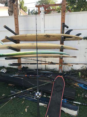 Fishing pole for Sale in Topanga, CA