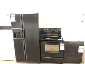 Black kitchen package #13 for Sale in Arvada, CO