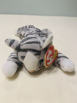 """""""Prance"""" the striped cat TY Beanie Baby 1997 Retired for Sale in Austin, TX"""