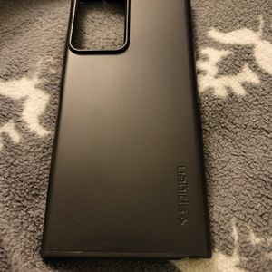 Samsung Galaxy Note 20 Ultra Spigen Case, Black ! for Sale in Hayward, CA